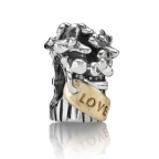 Pandora Bouquet Charm