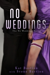 No Weddings Cover