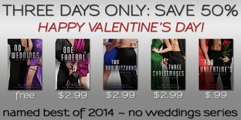 Banner SERIES SALE No Weddings 600x300