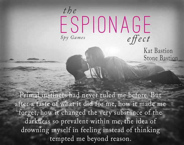 The Espionage Effect - Kiss in Surf Teaser Pic