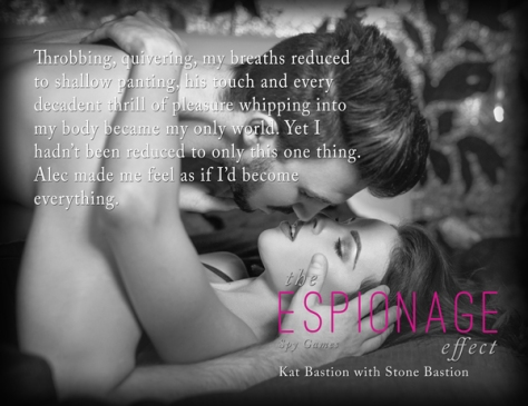 The Espionage Effect - Passion on Bed Teaser Pic