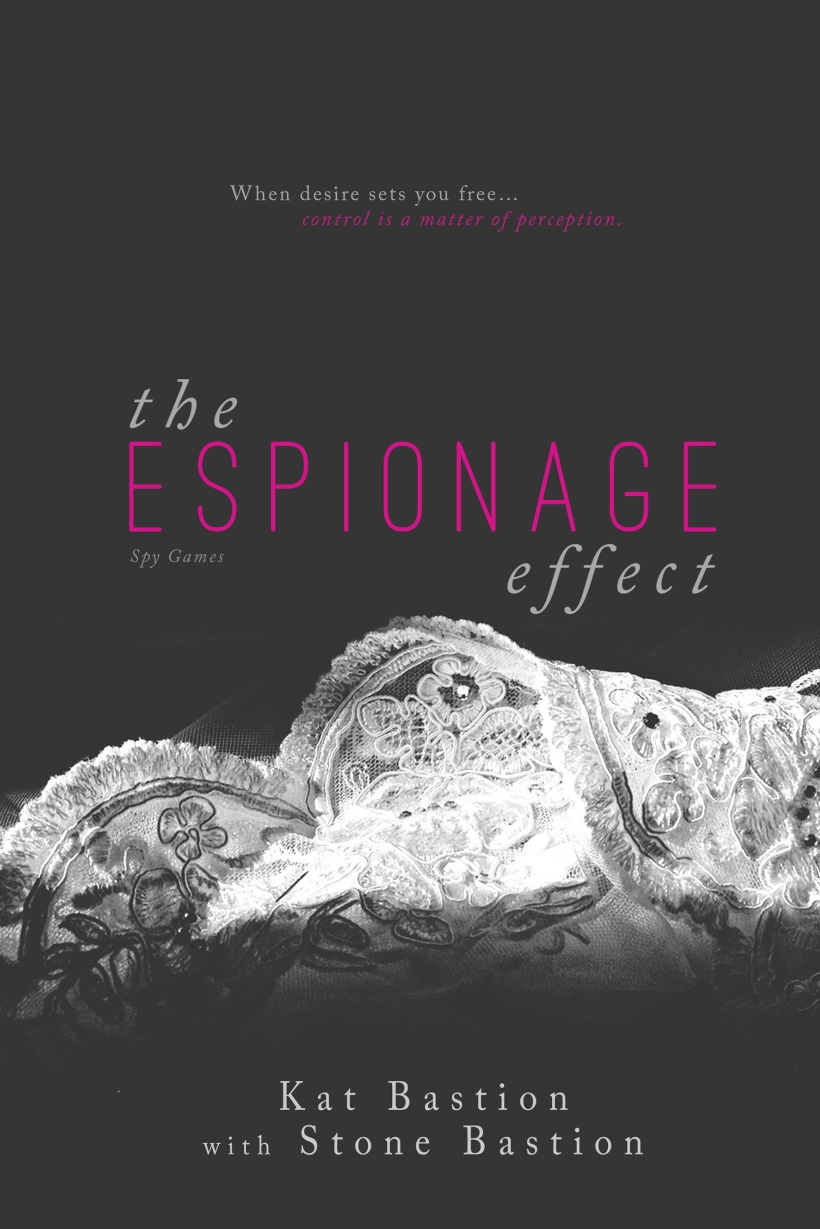 The Espionage Effect cover