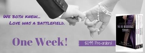 One Week! Love was a Battlefield