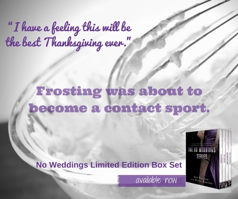 No Weddings Limited Edition Box Set on Amazon