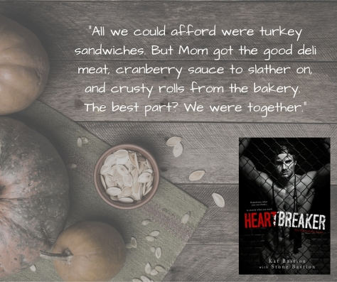Thanksgiving Teaser - Heartbreaker