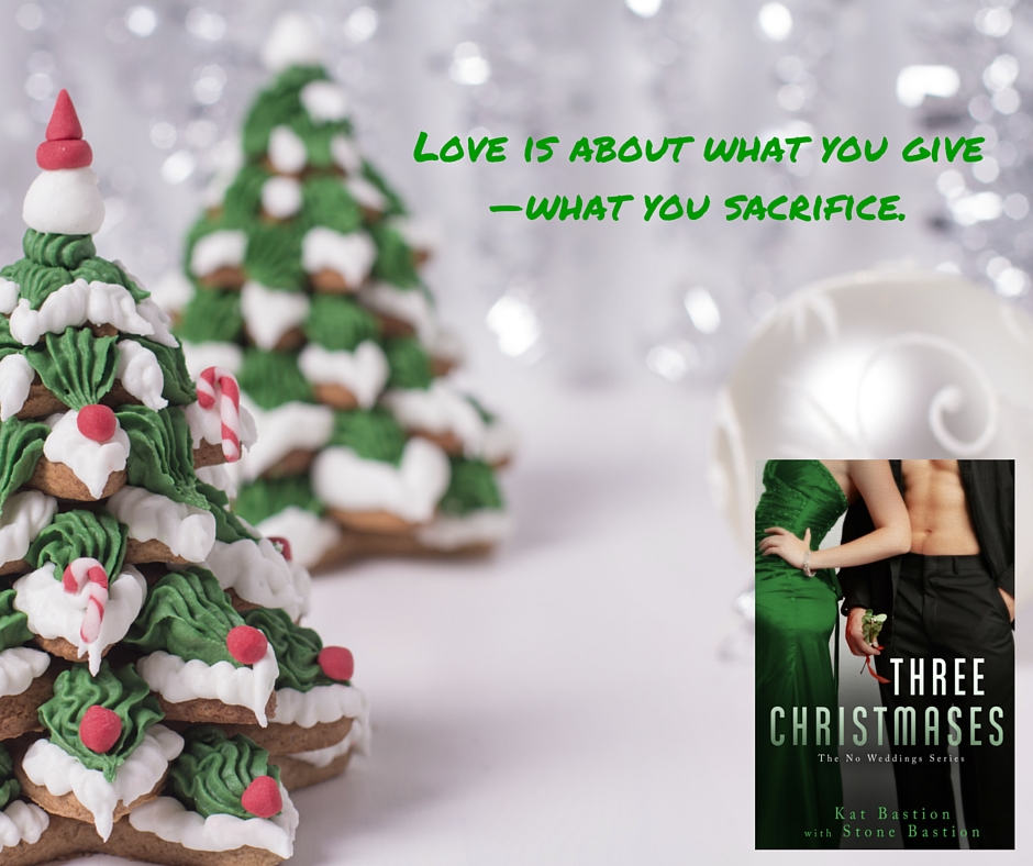 Three Christmases on Amazon