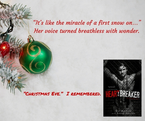 Heartbreaker pre-order on iBooks
