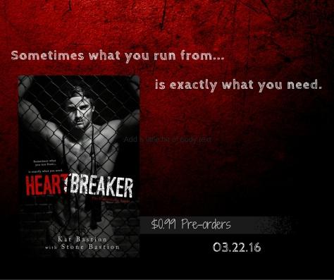 Heartbreaker Banner Pre-order
