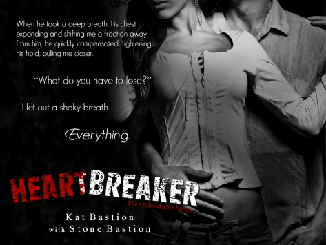 Kiki & Darren in HEARTBREAKER - Image provided by Gel with Tempting Illustrations