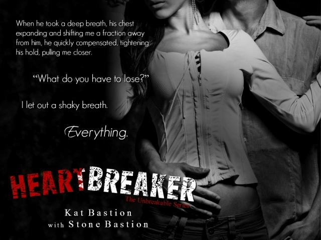 Kiki & Darren in HEARTBREAKER - Image provided by Gel with Tempting Illustrations