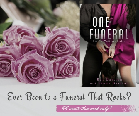 One Funeral 99 Cents Banner