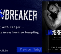 Cover Reveal~ LAWBREAKER by Kat & Stone Bastion