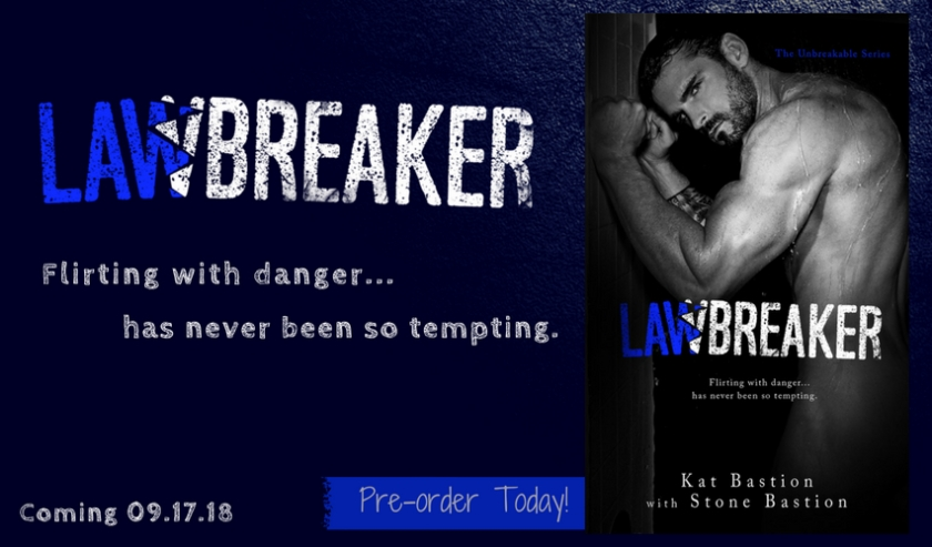Lawbreaker Cover Reveal Preorder Banner