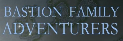 Bastion Family Adventurers Banner