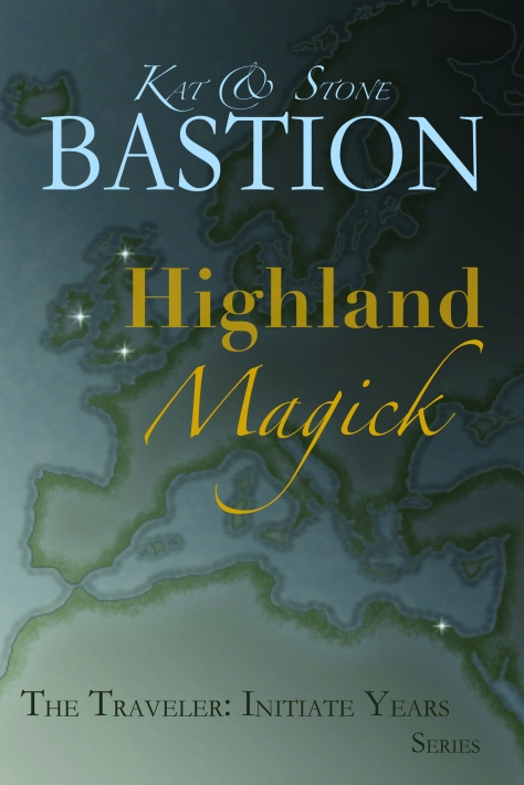 Highland Magick Cover