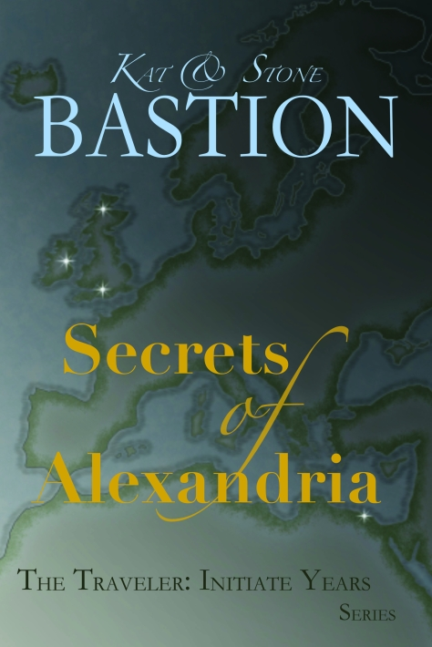 Secrets of Alexandria Cover