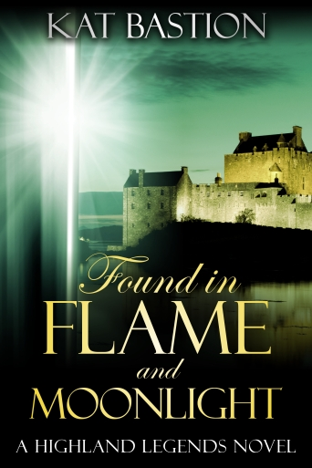 Cover of Found in Flame and Moonlight