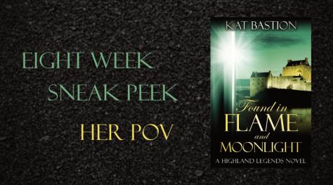 Found in Flame and Moonlight Banner Eight Week Sneak Peek