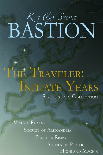 The Traveler: Initiate Years Short-story Collection Cover
